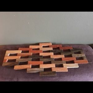 Other - Wooden Trivet (Hot Plate)